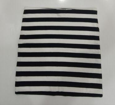 Юбка в полоску, размеры XS, S, бренд H&M