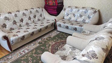длинные юбки клеш в Кыргызстан: Диван кресла комплект.Продаём комплект: два дивана и два кресла. В