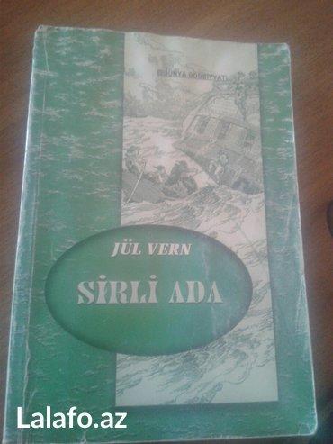 Gəncə şəhərində Maraqli bir eser kitabi satiram... Yaxsi veziyyetdedi