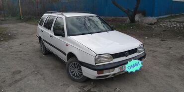 Volkswagen Golf Variant 1.8 л. 1996 | 123456 км