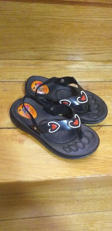 Papuce - Srbija: Papuce jadranke ug 16cm ( kao nove)