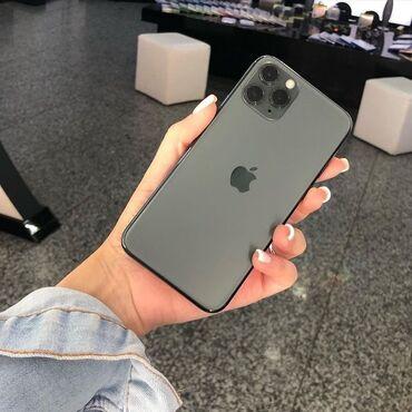 IPhone 11 Pro Max | 256 ГБ | Зеленый | Б/У | Гарантия, С документами