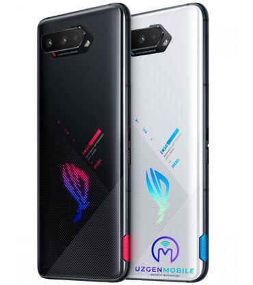 Электроника - Кыргызстан: Asus ROG Phone 5 | 256 ГБ | Белый | Новый