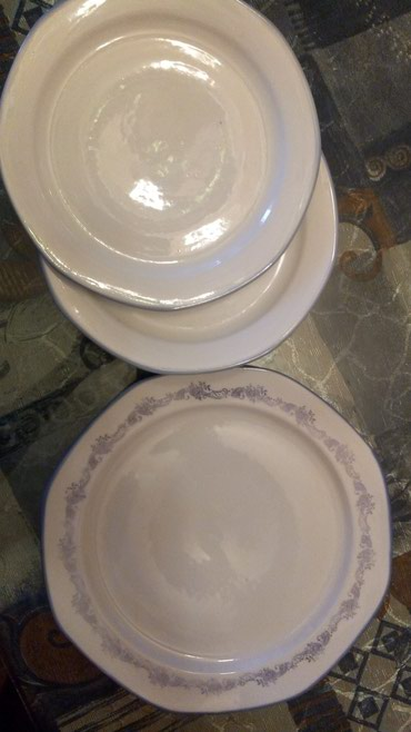 Novi porcelanski set za tortu i kolace,veliki tanjir - Kraljevo