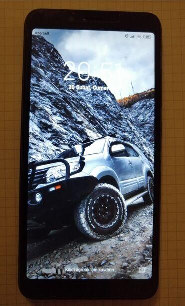 чехол для xiaomi в Азербайджан: Б/у Xiaomi Redmi 6A 32 ГБ Черный