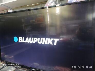 ТВ и видео - Кыргызстан: Blaupykt 43дюм1м10см smart android качество отличное доставка
