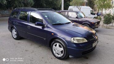 Opel Astra 1.6 l. 1999 | 327000 km