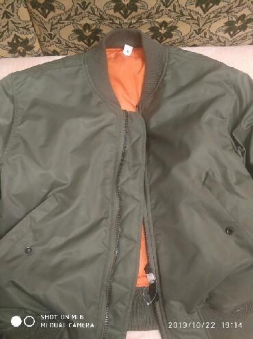 48 50 размер одежды мужской в Кыргызстан: Мужские куртки M