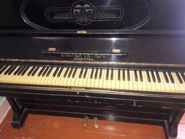 Sabirabad şəhərində Pianino Krasniy Oktyabr Barter munkundur sintizator korg pa 50. Roland