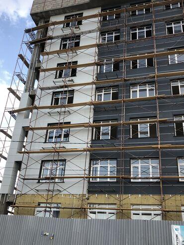 купли продажа авто в Кыргызстан: Индивидуалка, 2 комнаты, 38 кв. м Бронированные двери, Видеонаблюдение, Дизайнерский ремонт
