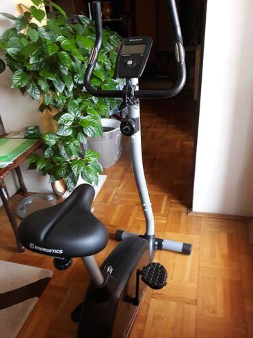 Sobni bicikl - Srbija: Sobni bicikl Energetics CT 422pa.Malo korišćen. Još je pod garancijom