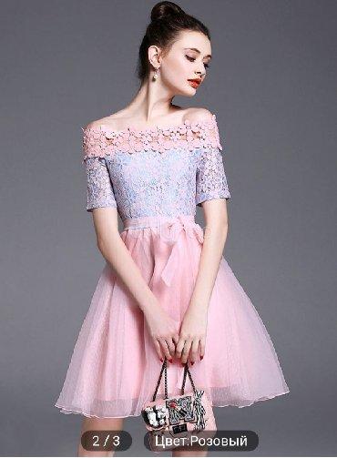 туника бежевая в Кыргызстан: Нежное платье как у принцессы ❤ не носила даже. Купили дорого Есть