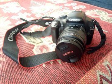 фотоаппарат canon eos 1100 d в Кыргызстан: Продается зеркальный фотоаппарат Canon EOS 1100D. Идеальное решение