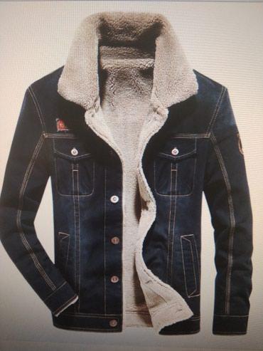 Мужская джинсовая куртка. Размеры M. В наличии в 3 цветах