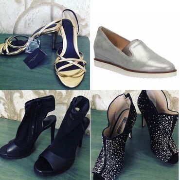 shapka zara dlja devochki в Кыргызстан: Оригинал обувь из нат кожи IVANKA TRAMP, STEEVE MADDEN, INC, ZARA