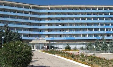 Санаторий «Голубой Иссык-Куль» (Чолпон-Ата) ‒ это один из крупнейших и
