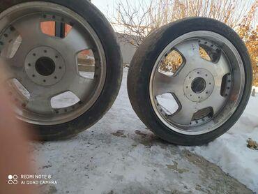 Срочно продаю диски р18 не вареный не страшен шина лето