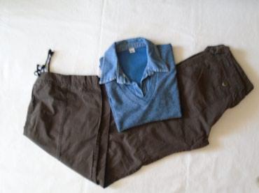 Amisu Pantalone veličine 30 + na poklon interesantna majica, - Belgrade