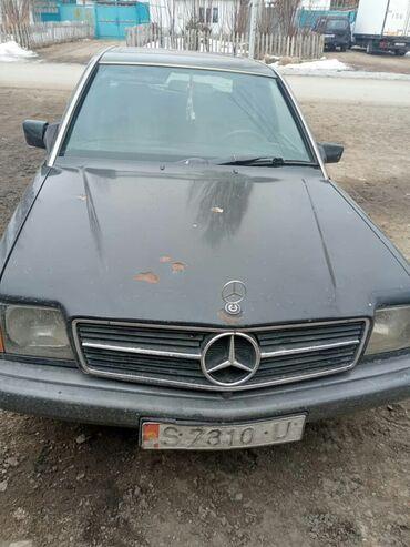 Mercedes-Benz 190 (W201) 2 л. 1991