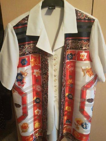 Pamucna bluza nemackoj - Srbija: NOVA. Prelepa elegantna bluza,kupljena u Nemackoj