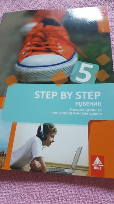 Knjige, časopisi, CD i DVD | Sremska Mitrovica: 5 r engleski udzbenik bigz novo