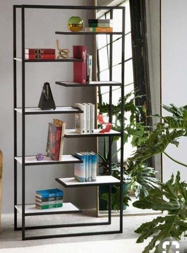 Мебель в стиле лофт :стеллажи в Лебединовка