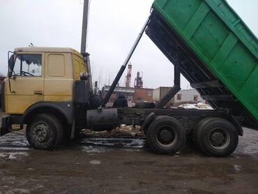 маз в Кыргызстан: Продаю МАЗ 5516