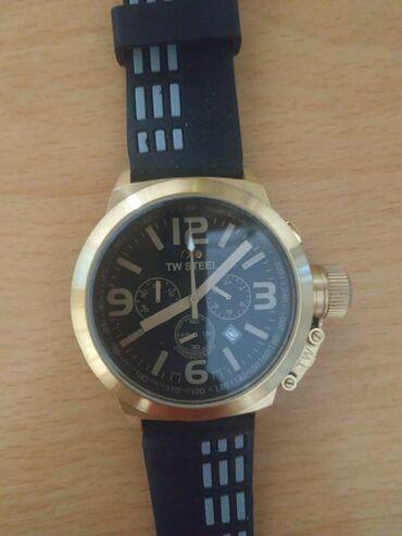 Ρολόι χειρός ΤW STEEL αρχικής αξίας 450 ευρώ, σχεδόν αμεταχείριστο
