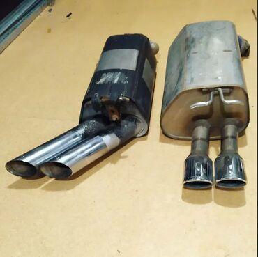 mercedes benz c63 amg в Кыргызстан: Глушители Мерседес AMG w124 w202 w210 w210T BRABUS w210 w129 Lorinser