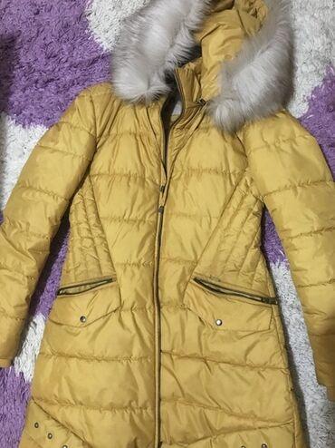 Zenski prsluk - Srbija: Zimska jakna prirodno krzno 40