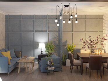 Разрабатываем дизайн интерьера квартир и частных домов. Осуществляем