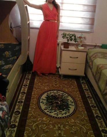 короткое платье на свадьбу в Кыргызстан: Платье турецкое, одевала один раз на свадьбу, размер S-M г. ОШ