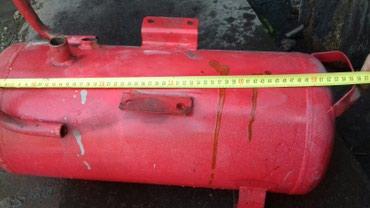 Продаю бочки от компресоров цена от 150-300 сом размеры разные. в Бишкек