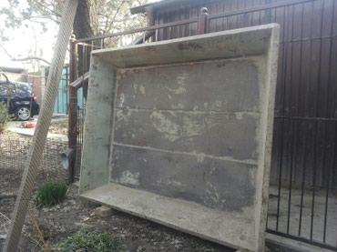 Продам металлическое корыто, для бетона. Очень удобное. в Бишкек