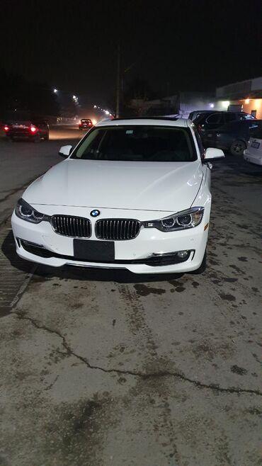 renault 5 turbo в Кыргызстан: BMW 3 series 2 л. 2012 | 107000 км