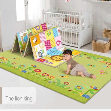 Детские развивающие коврики! Для чего же нужен детский игровой