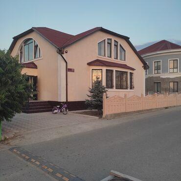Недвижимость - Кок-Джар: 200 кв. м, 6 комнат, Утепленный, Теплый пол, Бронированные двери