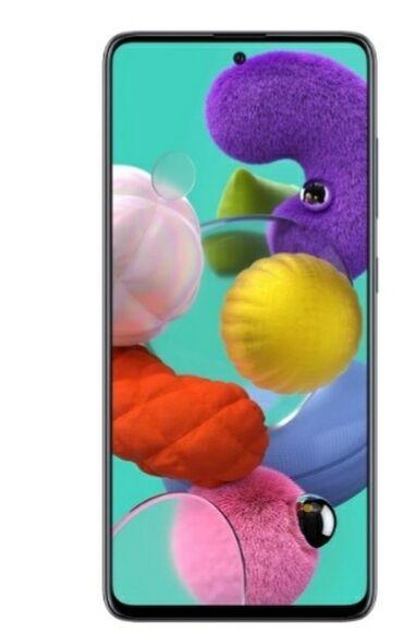 Samsung - Bakı: Yeni Samsung A51 64 GB qara
