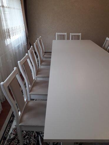 дом из сруба бишкек цена в Кыргызстан: Продаются стулья 14 шт цена за один стул
