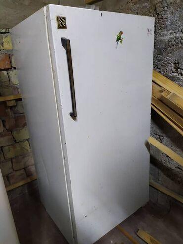 Требуется ремонт Однокамерный Белый холодильник