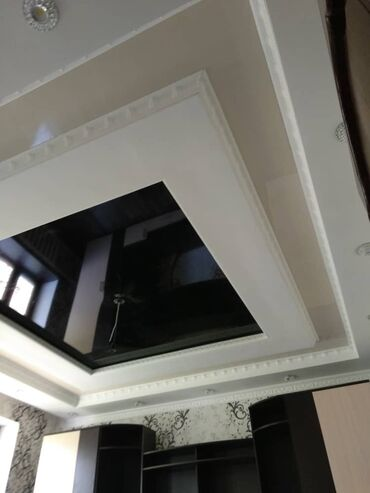 11095 объявлений: Натяжные потолки | Глянцевые, Матовые, 3D потолки