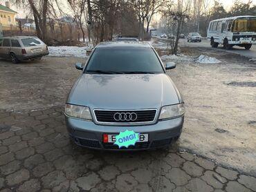 audi allroad quattro в Кыргызстан: Audi A6 Allroad Quattro 2.4 л. 1998