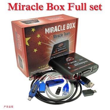 Kompüter, noutbuk və planşetlər - Masallı: Miracle box 136 dollara alınıb yenidir