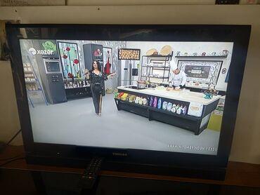 """Televizorlar - 32"""" - Bakı: Toshiba televizor az işlenmisdi 82 ekran"""