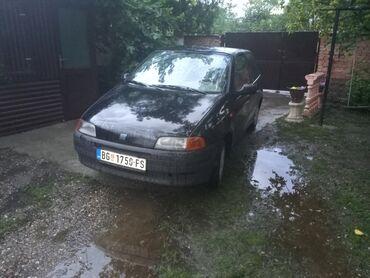 Manual - Srbija: Fiat Punto 1.1 l. 1989 | 1895 km