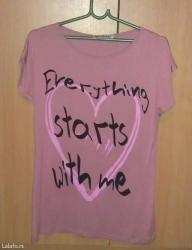 Ženska odeća | Knjazevac: Fenomenalna nova majica, veoma kvalitetna, odlicno izgleda. Nova