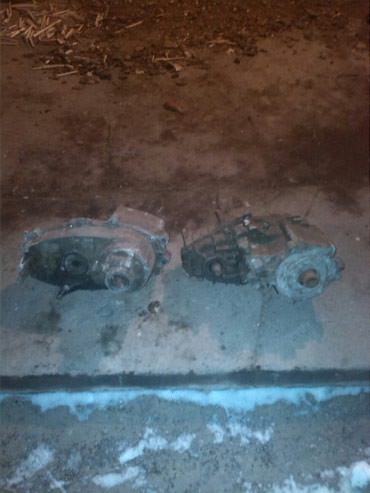 ssangyong musso тюнинг в Кыргызстан: Раздатка на SsangYong Musso в наличии 2шт. один в сборе другой без кры