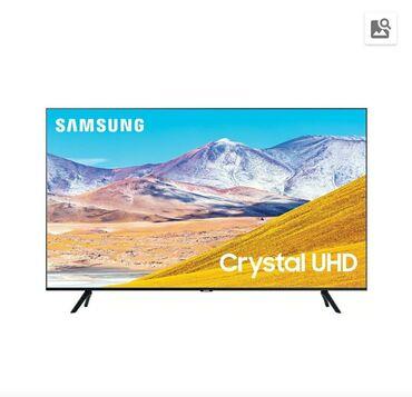 eken ultra hd в Азербайджан: Televizor. Televizor Samsung UE50TU8000UXRUKREDİT YOXDURTelevizor