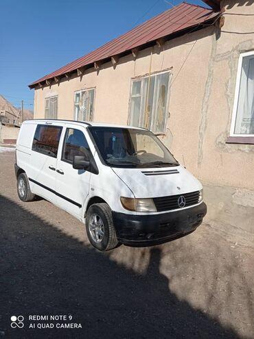 Мол булак нарын - Кыргызстан: Mercedes-Benz Vito 2.2 л. 2002 | 578000 км