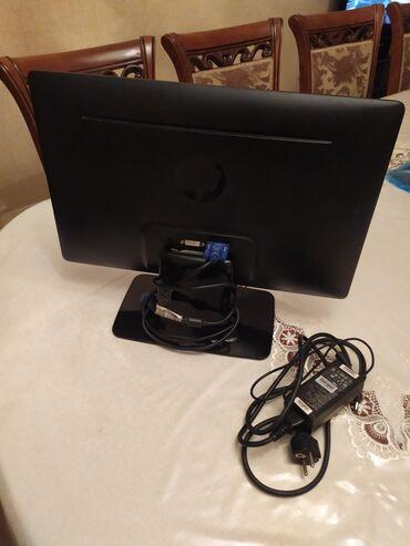 """зарядка нокиа тонкая в Азербайджан: Monitor Gamers LED Hp 2011 Dioganal 20"""" camera ustalari ucun cox"""
